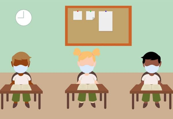 Rapid COVID Tests Used Twice Weekly Could Detect Most Contagious School-Aged Kids