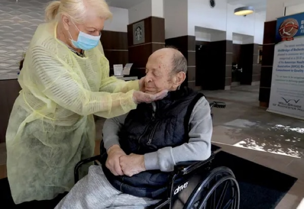 Nursing homes can reopen to visitors under new public health order