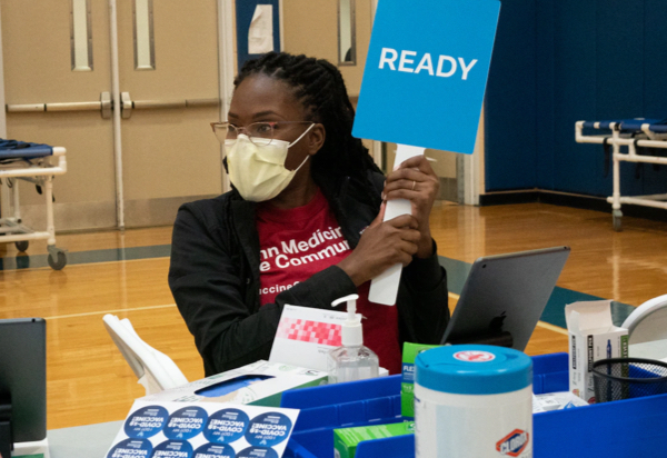 Anatomy of a health conundrum: The racial gap in vaccinations