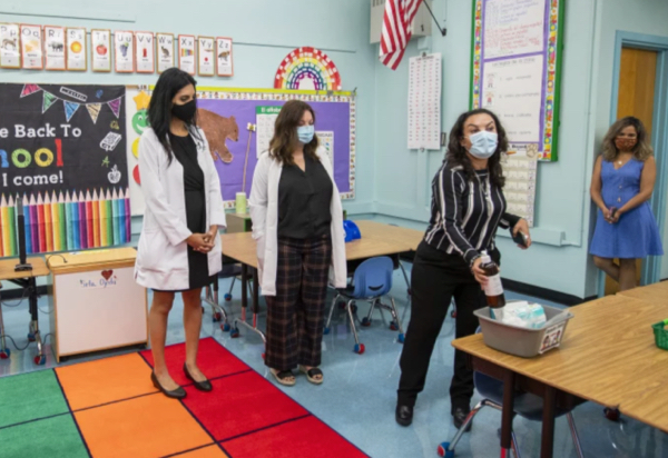L.A. County schools see 30% decrease in COVID cases among children as testing, masking protocols implemented